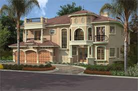 mediterranean house plans with courtyards luxury home plan 5 bedrms 5 5 baths 6433 sq ft 107 1064