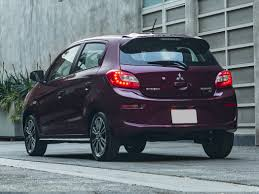 2017 mitsubishi mirage es 4 dr hatchback at fredericton