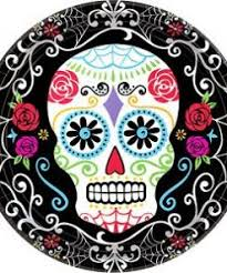 day of the dead decorations day of the dead party party supplies