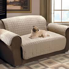 as seen on tv chair covers faux suede pet furniture covers for sofas loveseats and chairs