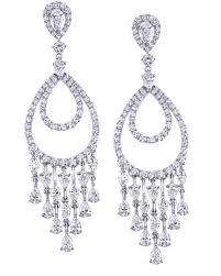 diamond chandelier earrings chandeliers chandelier earrings beautiful best diamond