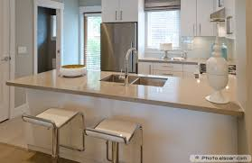 10 stylish modern kitchen interiors elsoar a luxury modern kitchen with two sits
