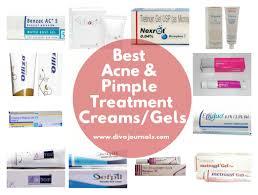 best acne u0026 pimple treatment creams gels diva journals