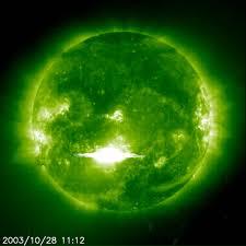 collage of solar cycle 23 nasa