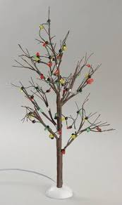 Lighted Branch Tree Department 56 General Village Tree Accessories At Replacements
