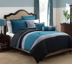 Teal And Purple Comforter Sets Bed In A Bag Sets Walmart Pertaining To Purple And Teal Comforter