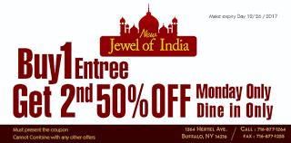 Indian Buffet Buffalo by Coupons Indian Restaurant In Buffalo Ny