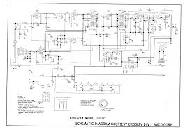 Crosley Radio Parts Radio Schematics