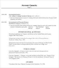 exle of work resume gallery of social work resume exle