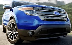 Ford Explorer Ecoboost - 2015 ford explorer xlt appearance pack adds 2 0l turbo big wheels
