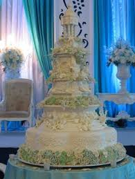 wedding cake di bali 7 tiers le novelle cake jakarta bali wedding cake cakes