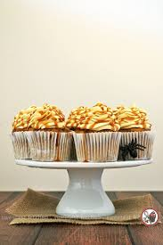 Pumpkin Cupcakes by Pumpkin Cupcakes With Maple Cinnamon Cream Cheese Frosting And