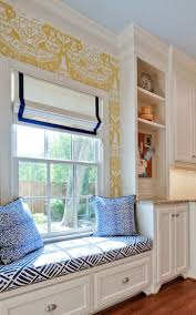 cute and practical kitchen window seat ideas kitchen window seat 2