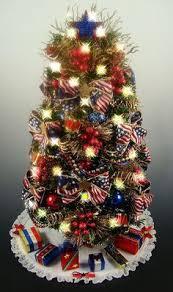 Decorate The Christmas Tree Lyrics Patriotic Red White Blue Christmas Ideas Christmas Tree