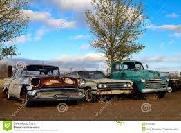 old rusty cars rusty old classic cars stock image image of colorful 22537899