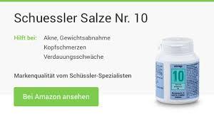 schüssler salze bei bindegewebsschwäche schüssler salz nr 10 mit zahlreichen anwendungsmöglichkeiten