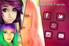 change hair and eye color android apps on google play