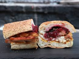 a sandwich a day the thanksgiving special at parm serious eats
