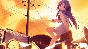 anime music girl wallpaper cute anime music love wallpaper wallpaper wallpaperlepi