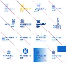 logos en faculty icons ugent style guide