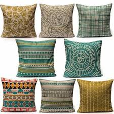 minimalist style pillow cover home linen cushion cover at banggood