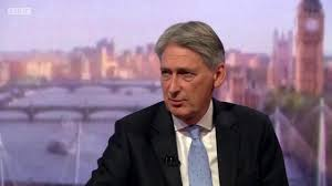 philip hammond is the most overpaid public sector worker in the
