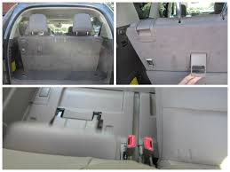 lexus minivan 2014 folding down up the 3rd seats of the 2014 lexus gx 460 family