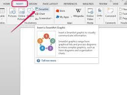 how to create an organization chart in microsoft word techwalla com