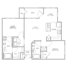 the quinn floor plan the willow creek apartments