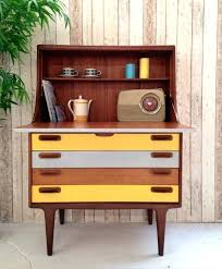le bureau retro bureau retro retro painted furniture search