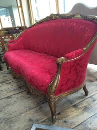 canape louis xv superb louis xv canape late 19th c in furniture