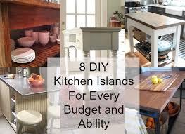 kitchen island ideas diy kitchen extraordinaire diy kitchen island ideas kisland51