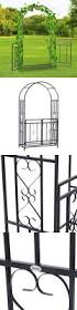 Wedding Arches On Ebay Arbors And Arches 180993 Garden Arbor Iron Patio Archway W