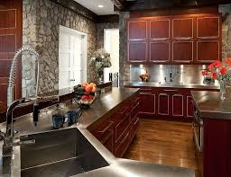 Cherry Wood Kitchen Cabinets The 25 Best Cherry Wood Kitchens Ideas On Pinterest Cherry Wood