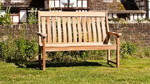 mahogany high back bench 5ft alexander rose