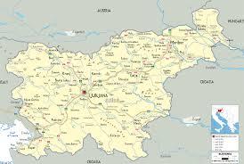 Ferrara Italy Map by Slovenia Map