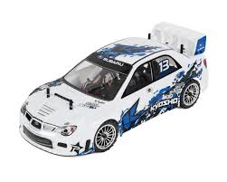 subaru rally car fazer ve x 2006 subaru impreza 1 10 electric rally car by kyosho