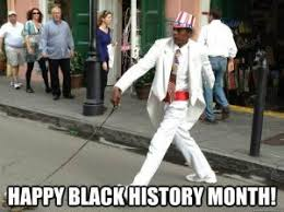 Funny Black History Month Memes - black history month jokes kappit