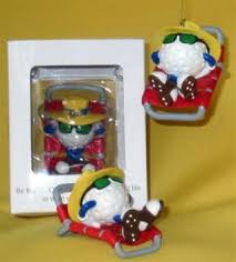 the ornaments figurines