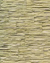 edem 1003 35 vinyl wallpaper textured stone natural brick olive