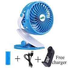 usb powered car fan aipai battery operated clip fan small portable fan powered by