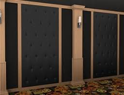 media room acoustic panels soundright acoustical wall panels home theater decor 4seating