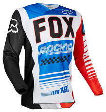 fox motocross shirt fox racing youth 180 fiend se jersey cycle gear