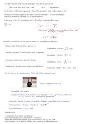 math plane combinations u0026 permutations