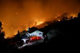 Wild Fires In Canada Bc by What U0027s Behind Early Season Winds Fueling Southern California