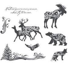 image gallery tribal moose