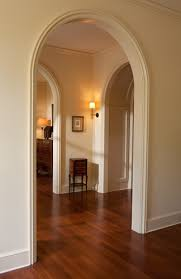 interior arch designs for home with these arched door ways thicker crown molding for