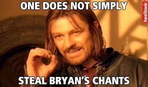 Bryan Meme - column koco s corner 109 combat sports memes of the week