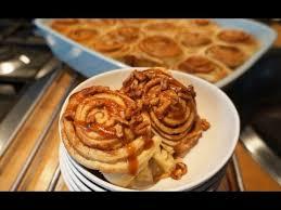 recette cuisine usa recette usa brioches moelleuses à la cannelle par hervé cuisine