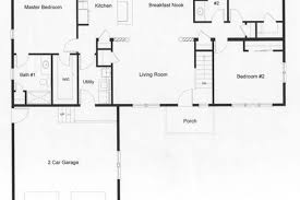 open floor plan homes with pictures floor plans for ranch homes open floor plan with the open floor
